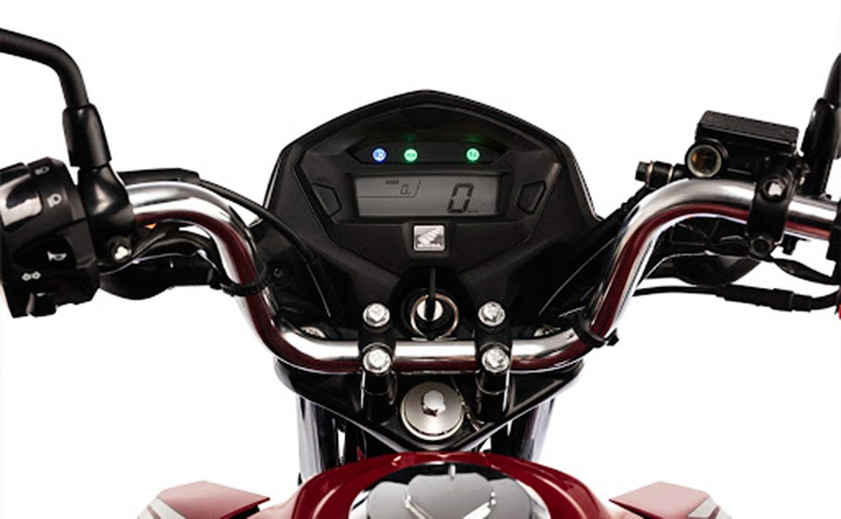 Honda CG150 Titan 3