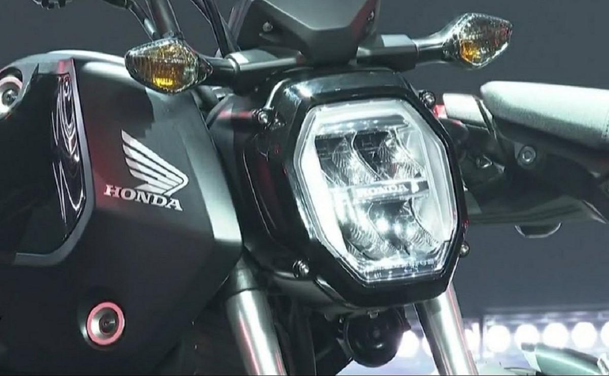 Honda Grom portada