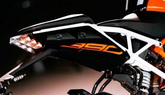 foto nueva KTM 390 Duke 2021