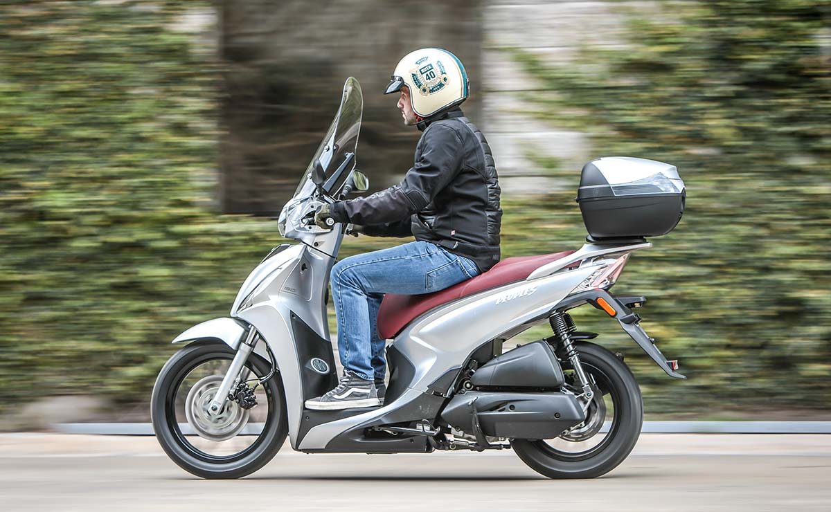 Kymco People S 150
