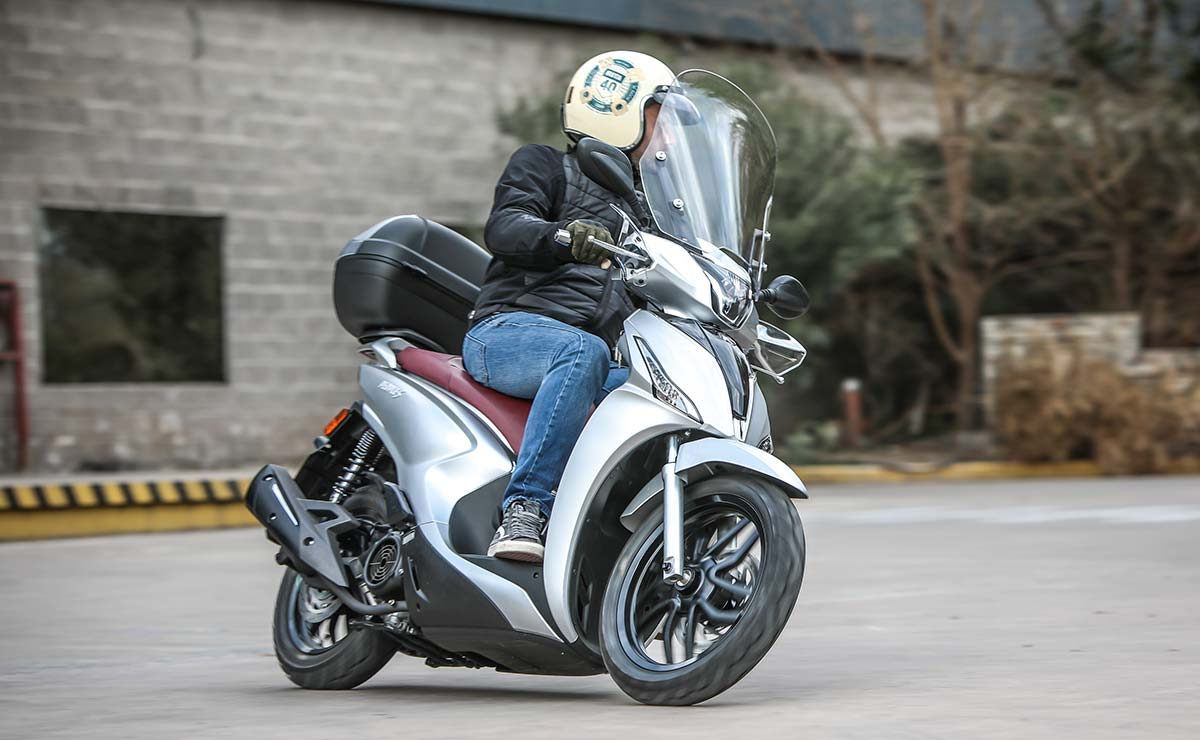 Kymco People S 150 20