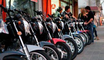 motos mercado cuotas concesionarios