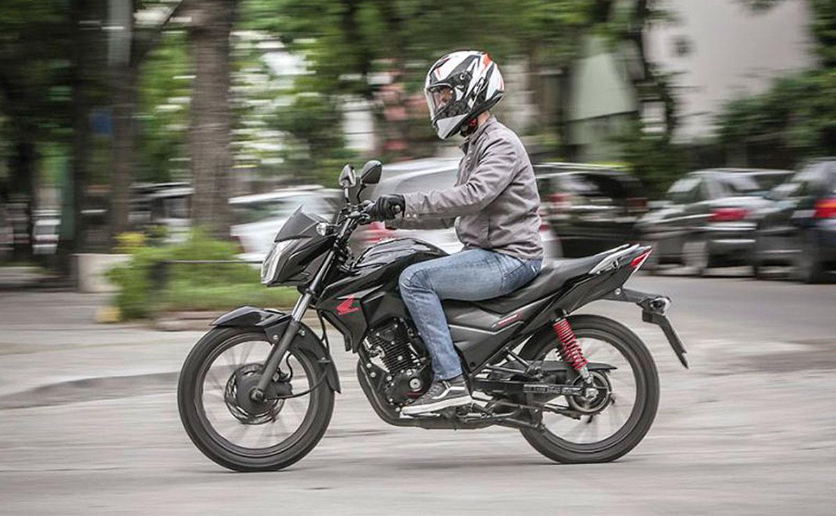 Honda CB125F Twister 5