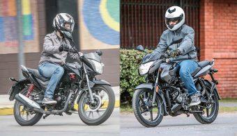 Honda vs. Bajaj. Twister y NS125