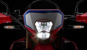 Honda On-Off 250