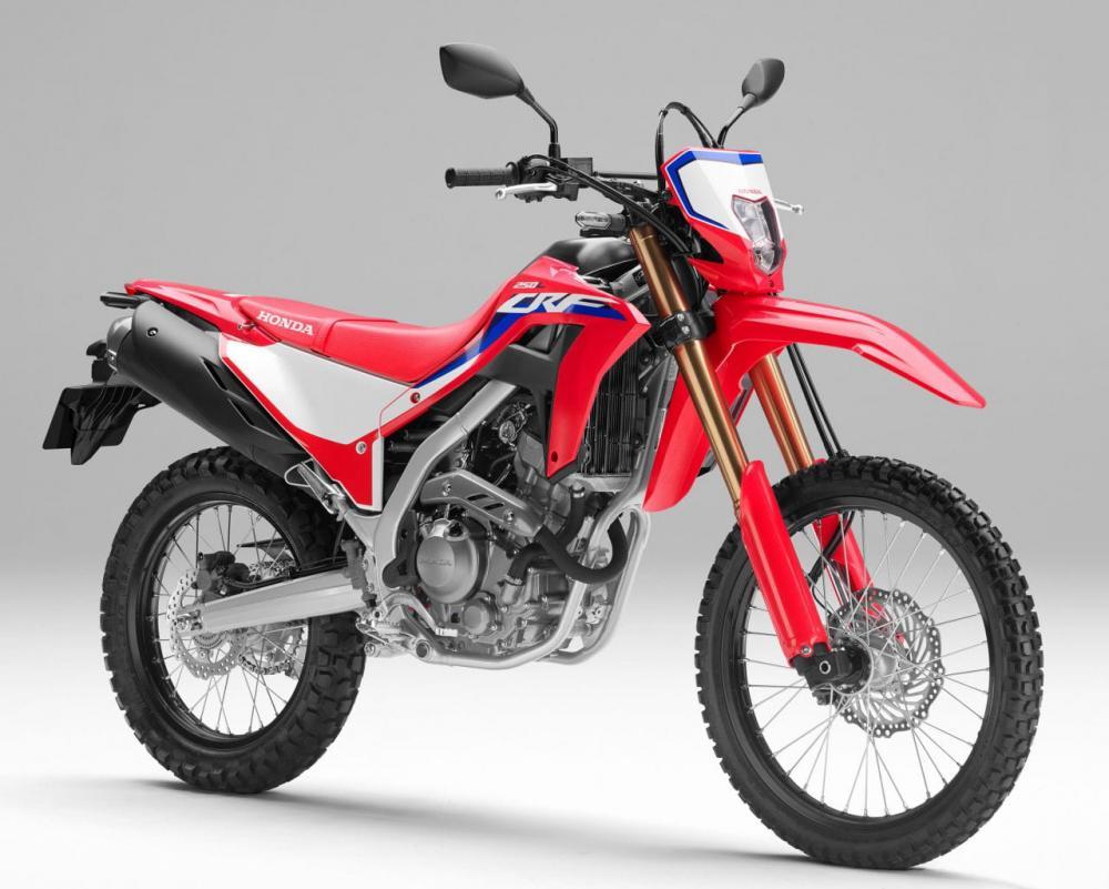 Honda nuevas 250 on-off