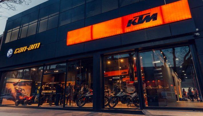 KTM Palermo