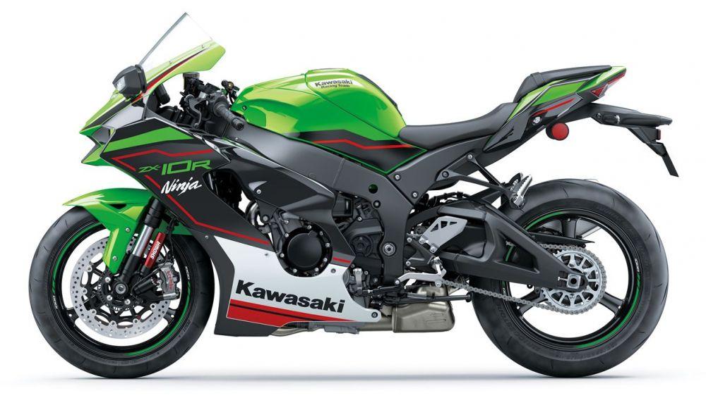 Kawasaki ZX-10R 2021