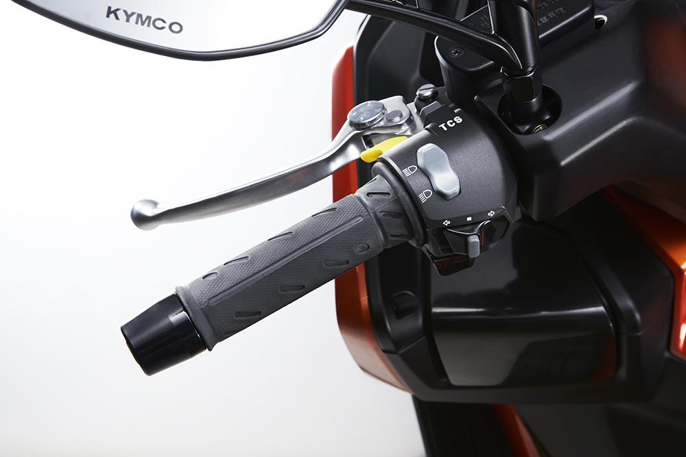 Kymco contra Honda