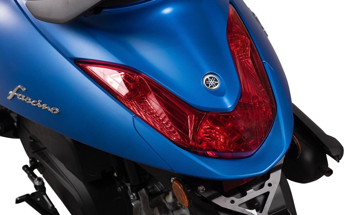 Yamaha Fascino 125 FI