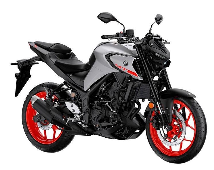 Yamaha MT-03 2021