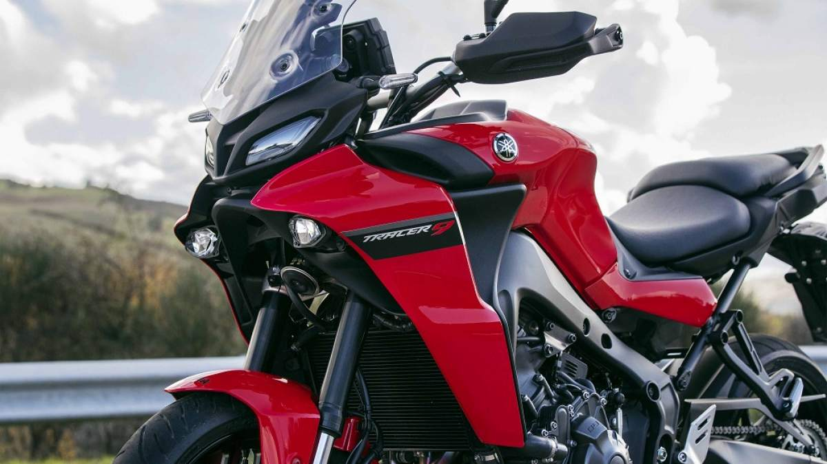 Yamaha Tracer 9 2021