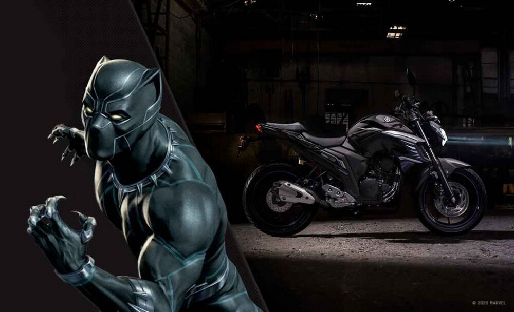 Yamaha Avengers