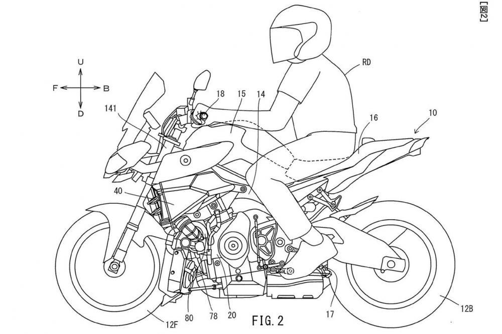 Yamaha prototipo