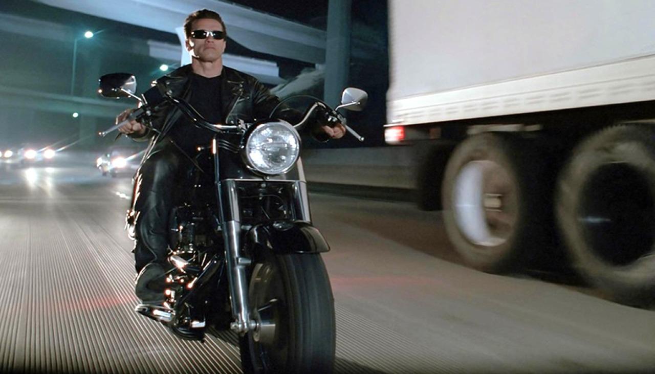 Harley-Davidson Terminator