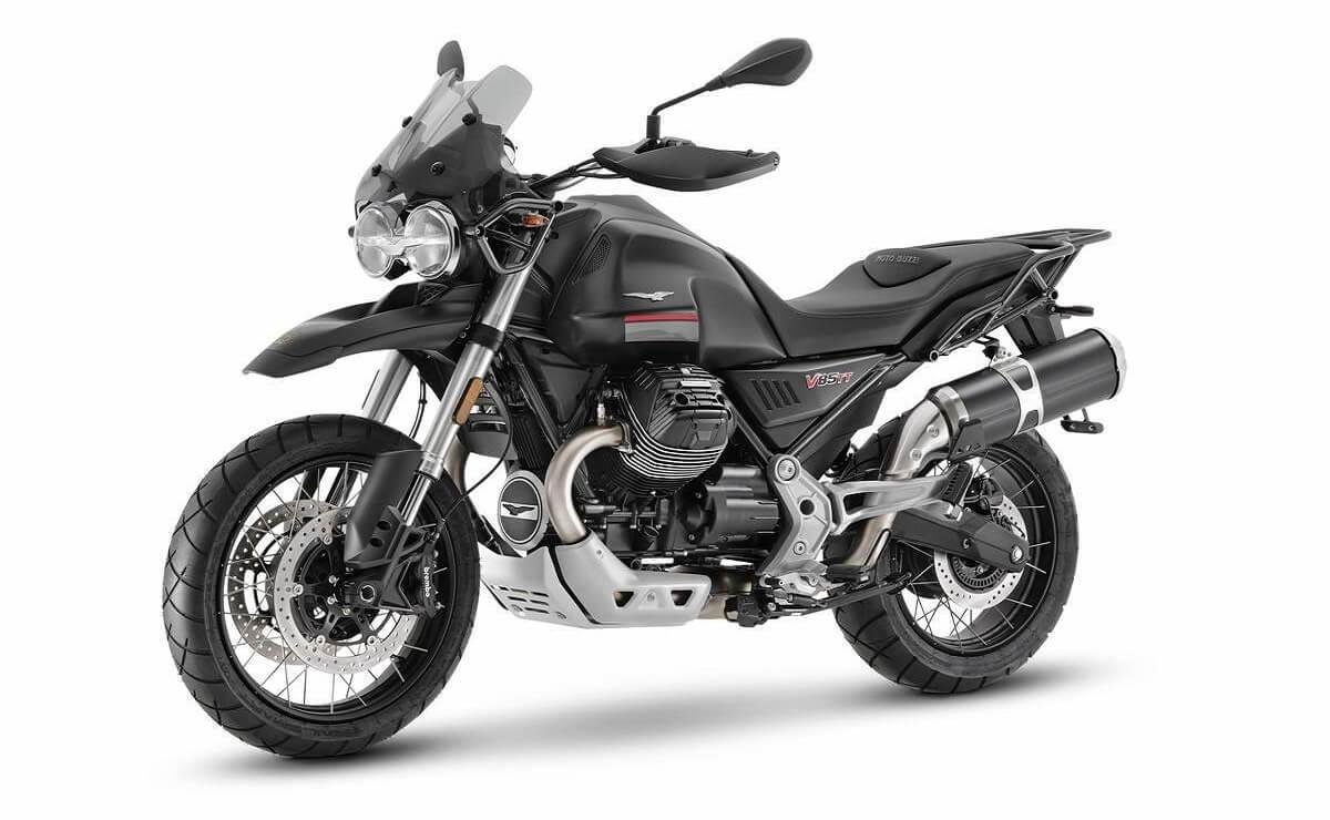 Moto Guzzi V85 TT 2021 trail