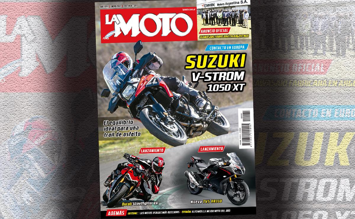 la moto enero 2021