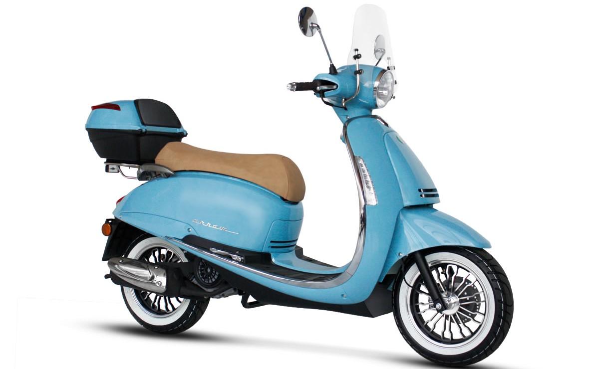 scooter retro más vendido