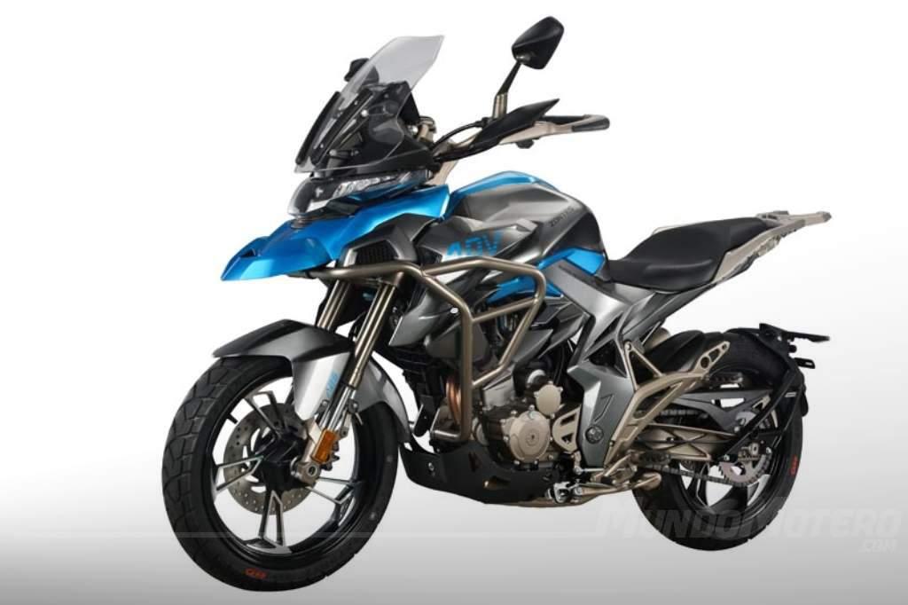 Motos 200cc
