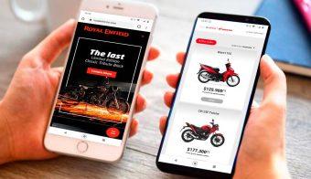 honda-y royal venta motos celular