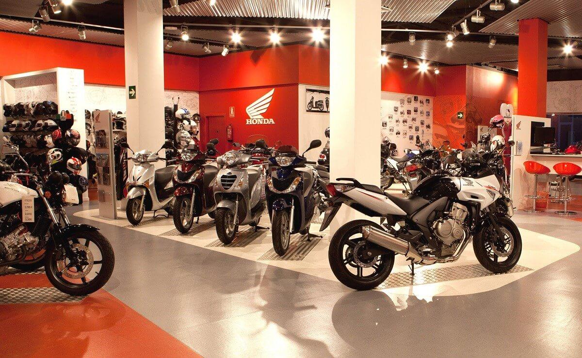 Honda Yamaha Usados