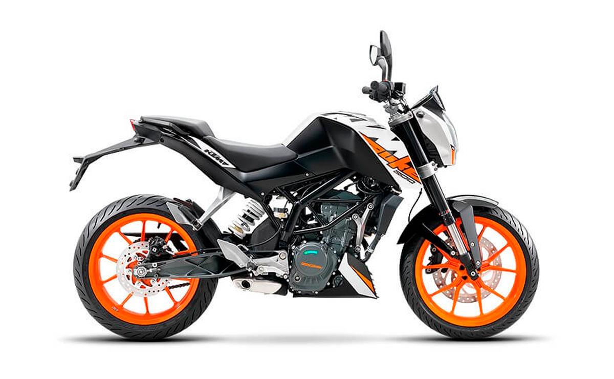 KTM Duke 200 usada