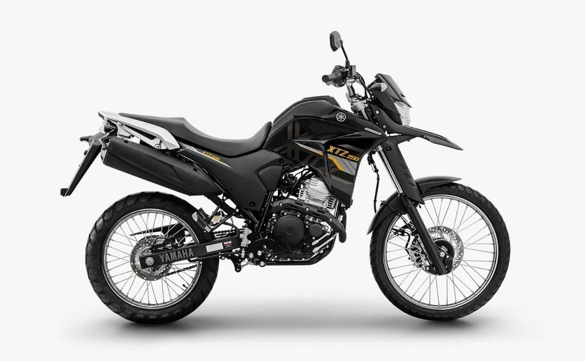 Moto 250 viaje