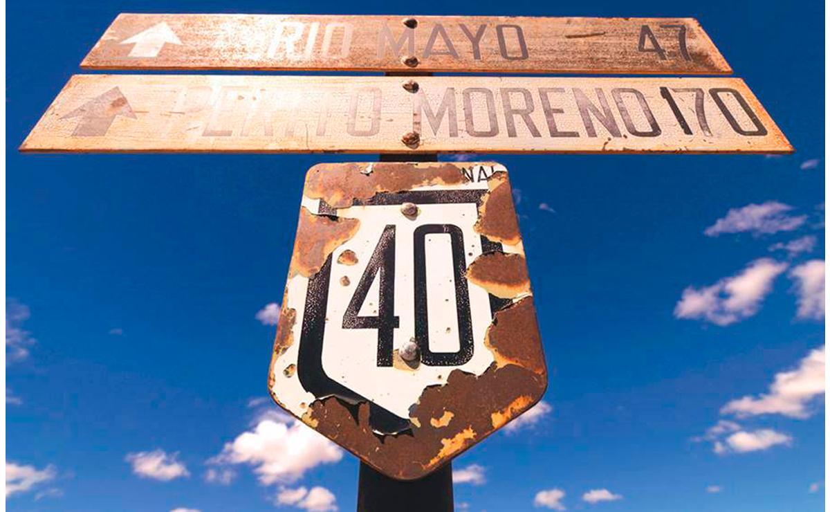 Motos ruta 40