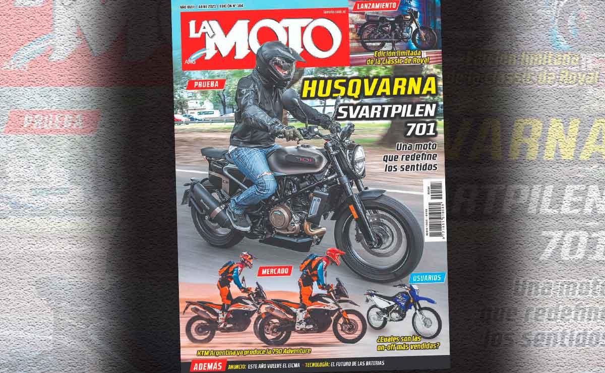 la moto abril 2021