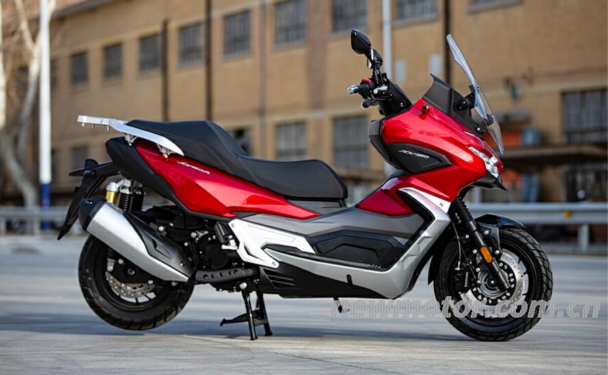 Honda ADV copia china Dayang Adv 350