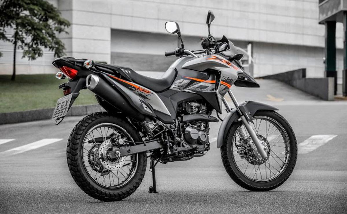 Honda XRE190 Adventure Special Edition