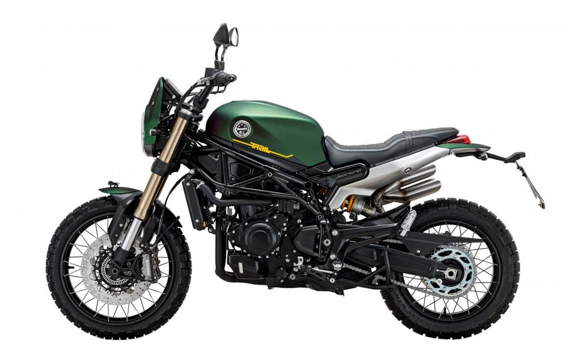 Benelli Leoncino 800 Trail 2021