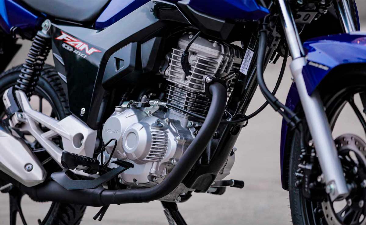Honda CG 160 motor
