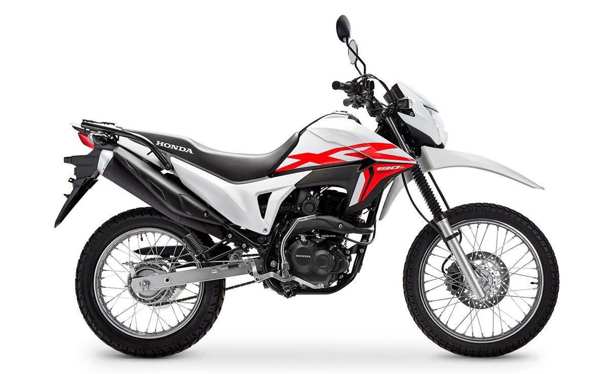 Honda XR190L usada