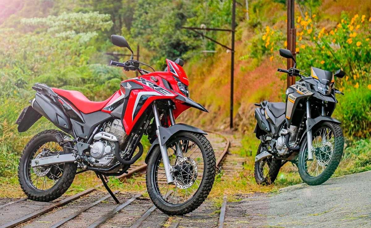 Honda XRE 300 2022 rally y adventure