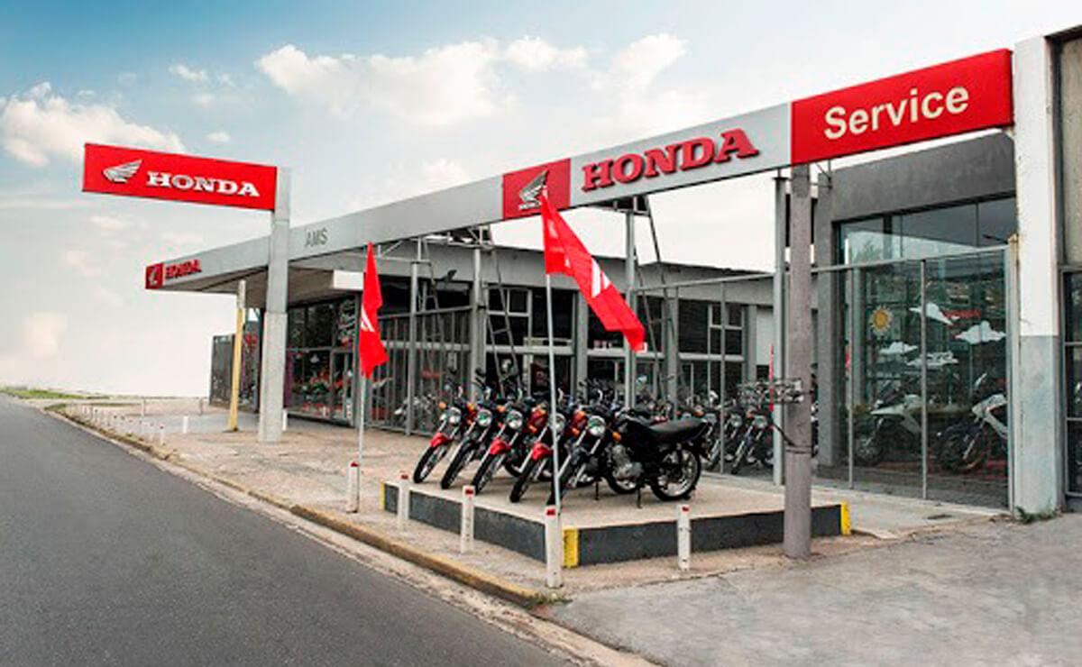 Honda concesionario