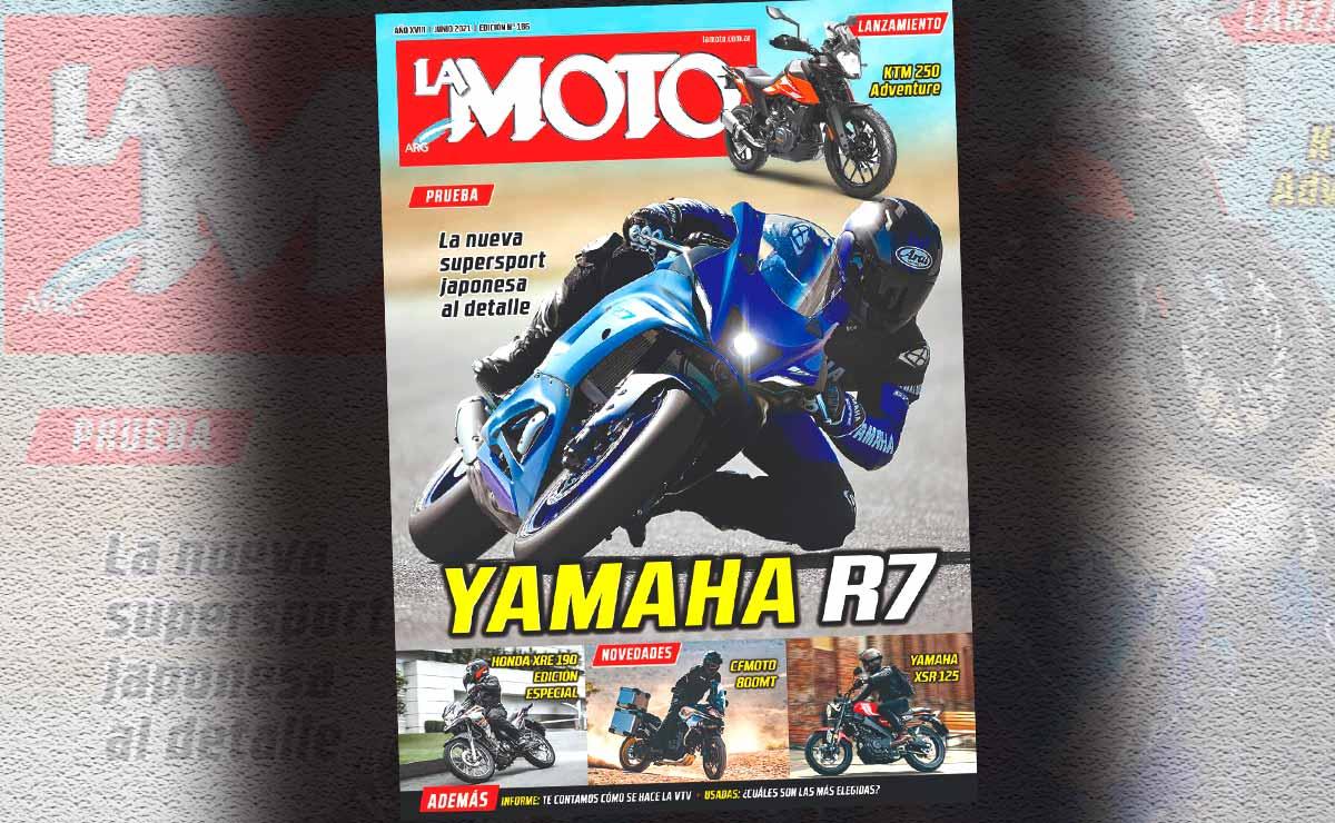 la moto revista junio