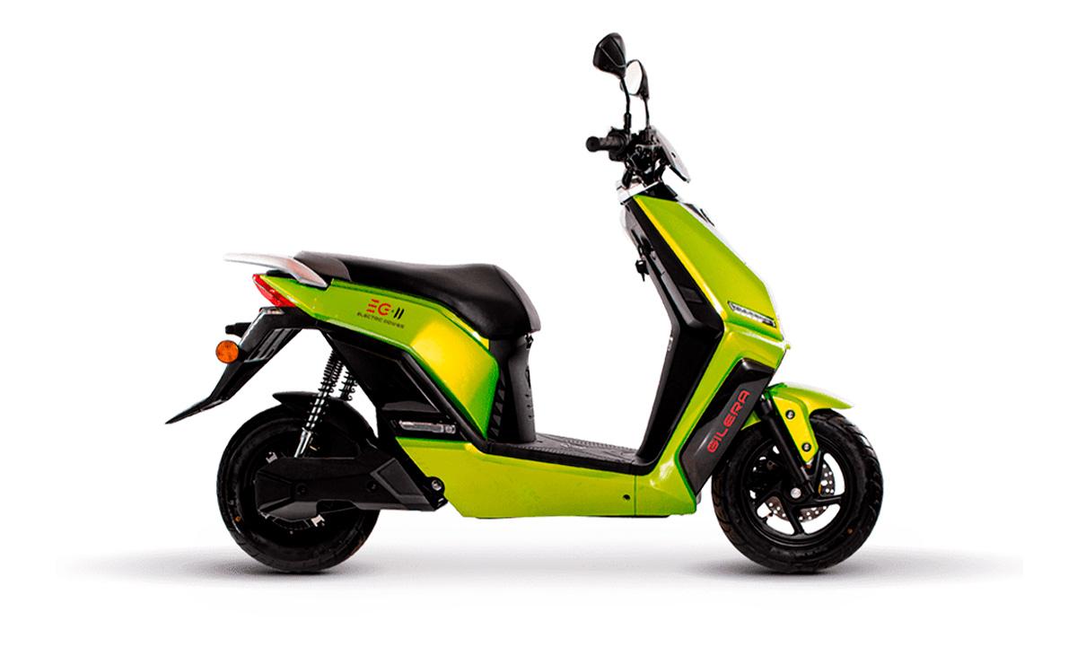 5 Mejores motos electricas de Argentina Gilera EG II