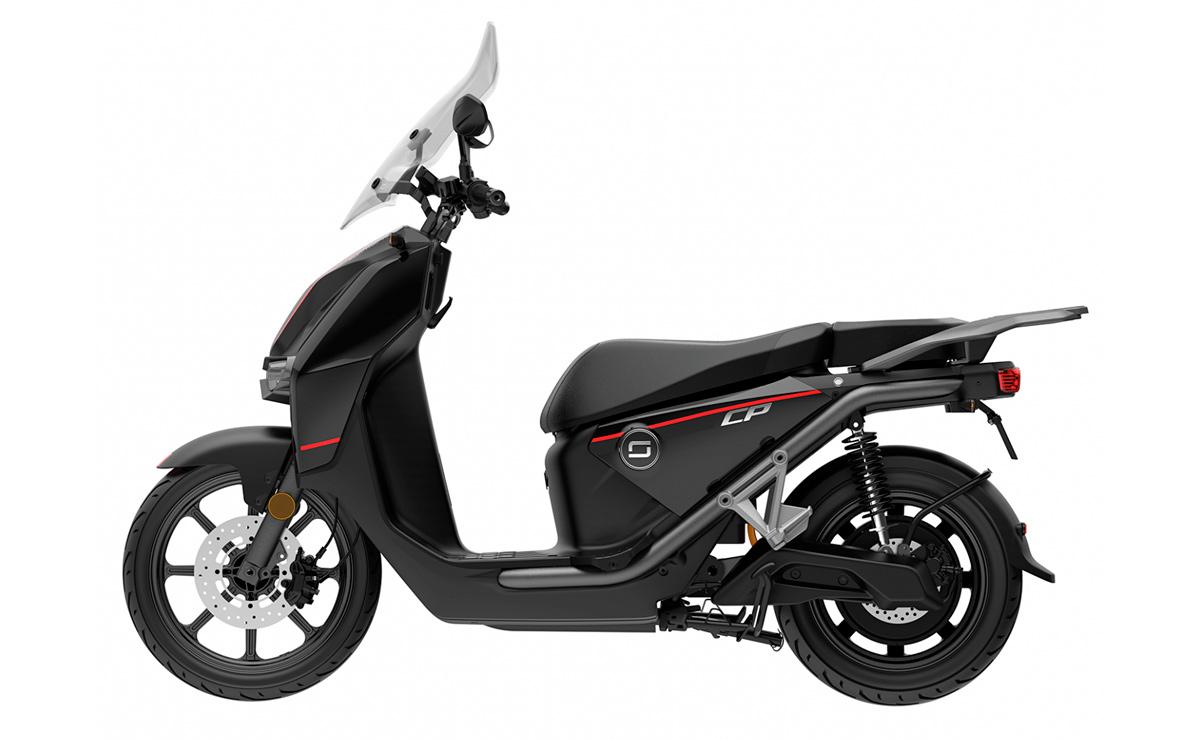 5 Mejores motos electricas de Argentina Super Soco CPX