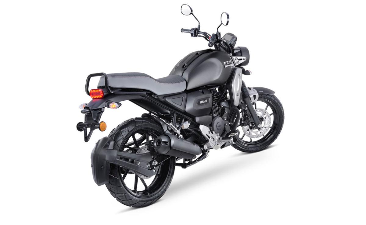 Yamaha FZ-X negra