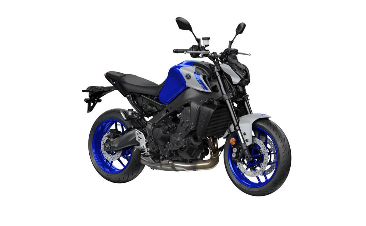 Yamaha MT-09 en Argentina azul