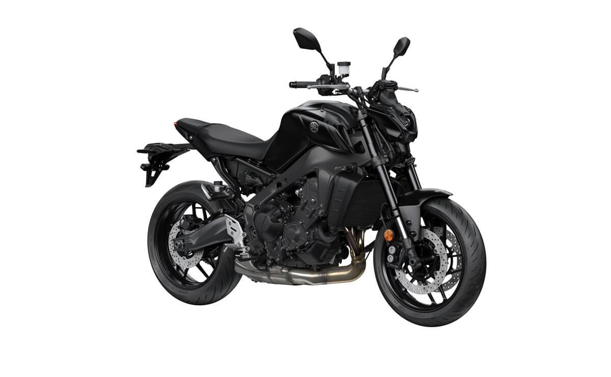 Yamaha MT-09 en Argentina negra