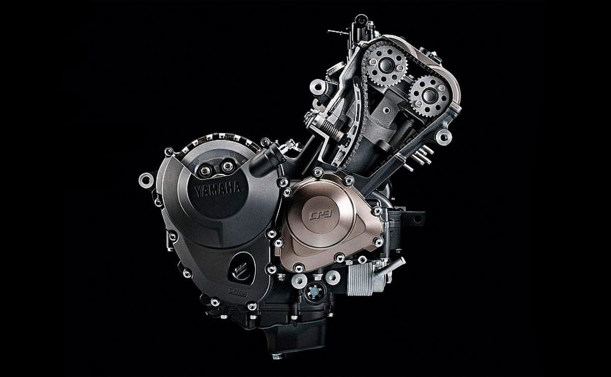 Yamaha R9 motor