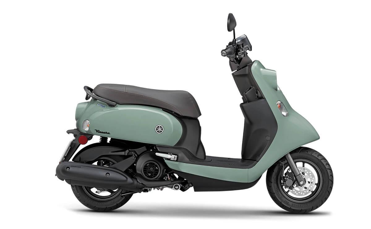Yamaha Vinoora 125