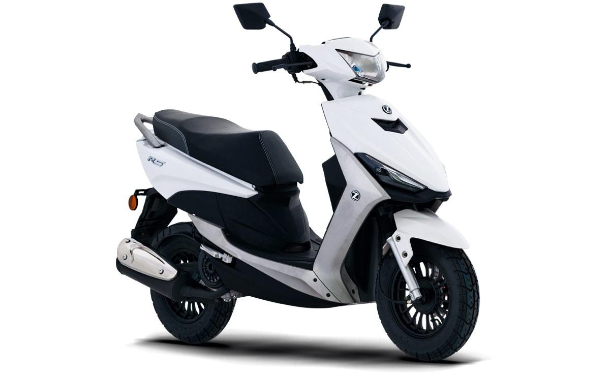 Zanella scooter Styler RS blanco