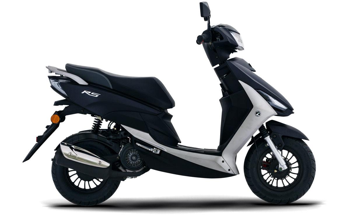 Zanella scooter Styler RS negro