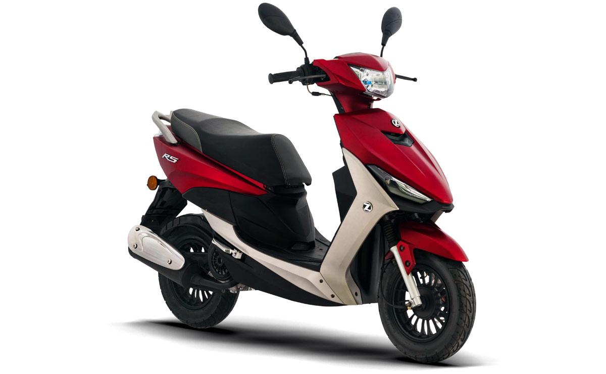 Zanella scooter Styler RS rojo