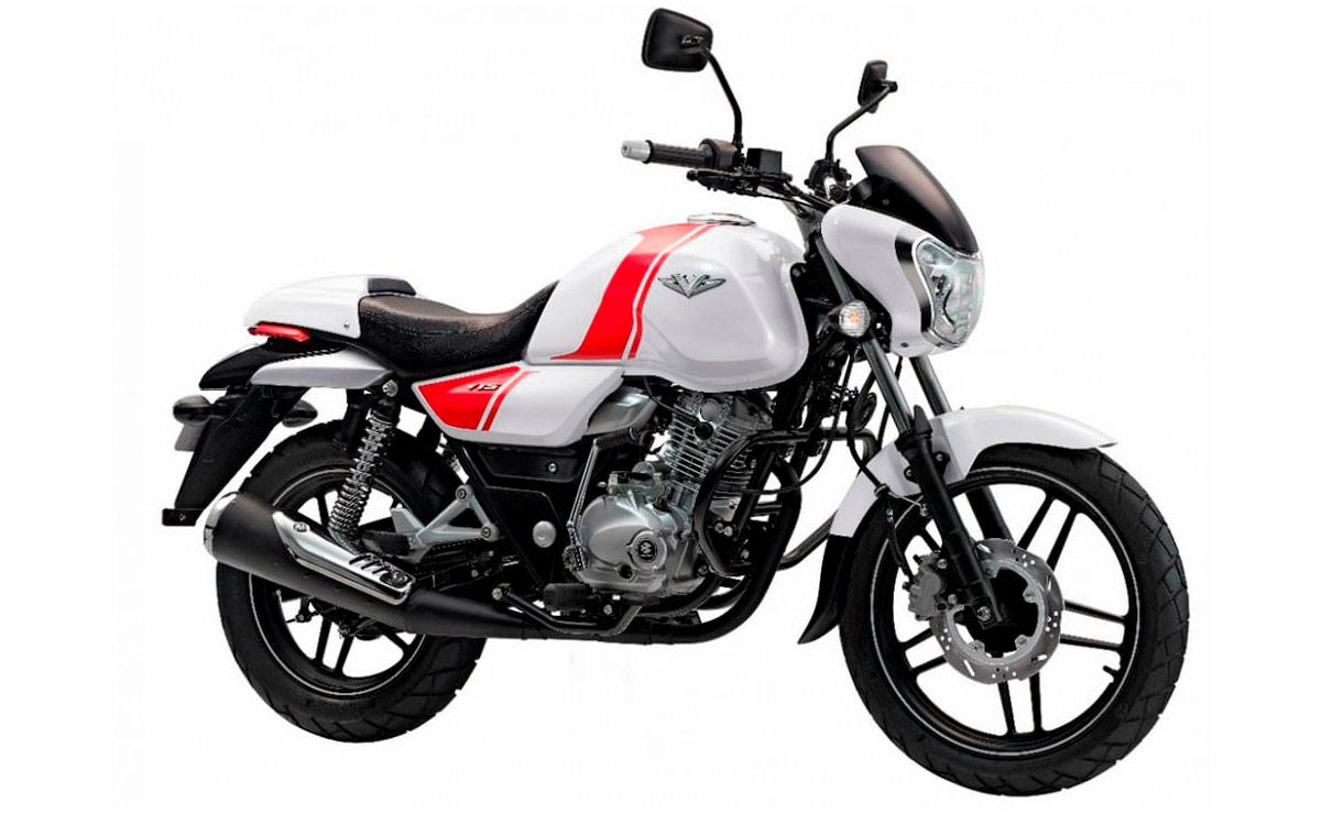 mejores motos de 150cc en Argentina Bajaj V15