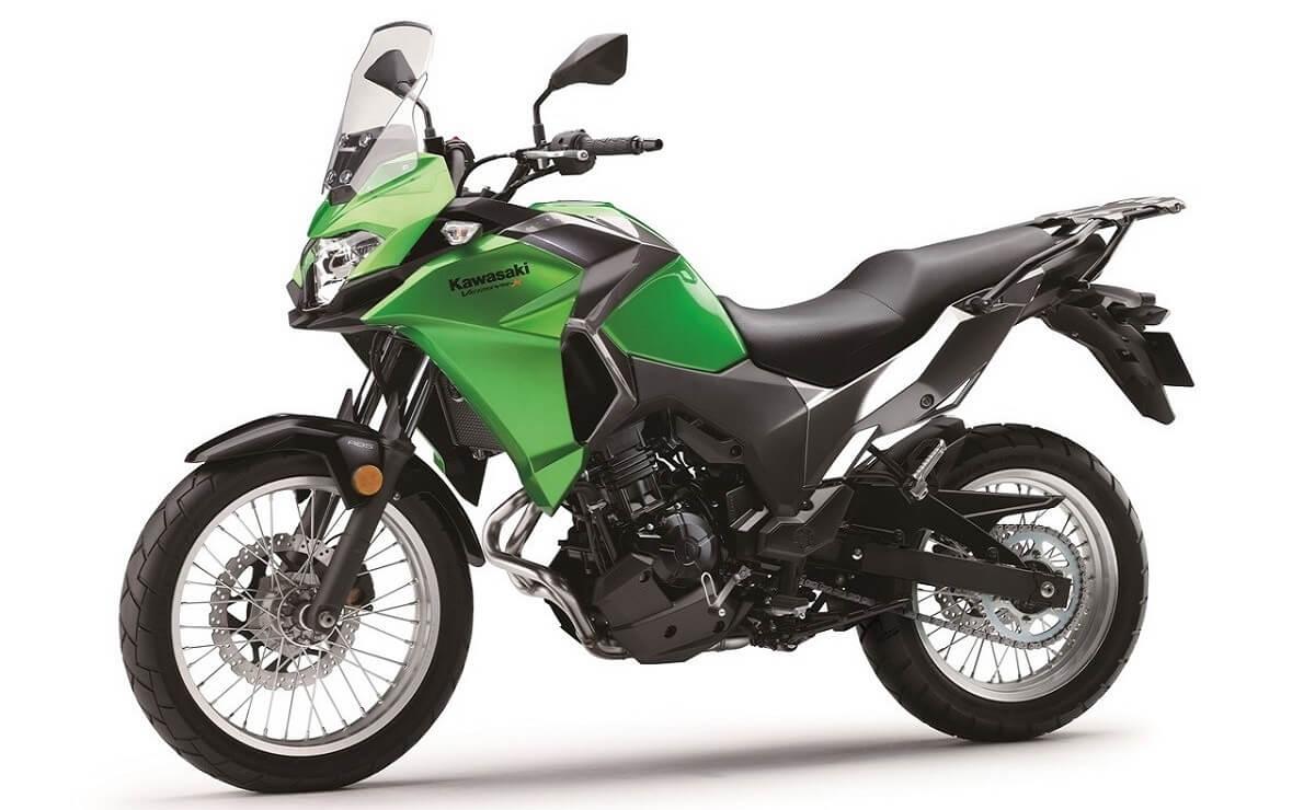 motos mas vendidas arriba de los 5.000 dólares Kawasaki Versys 300