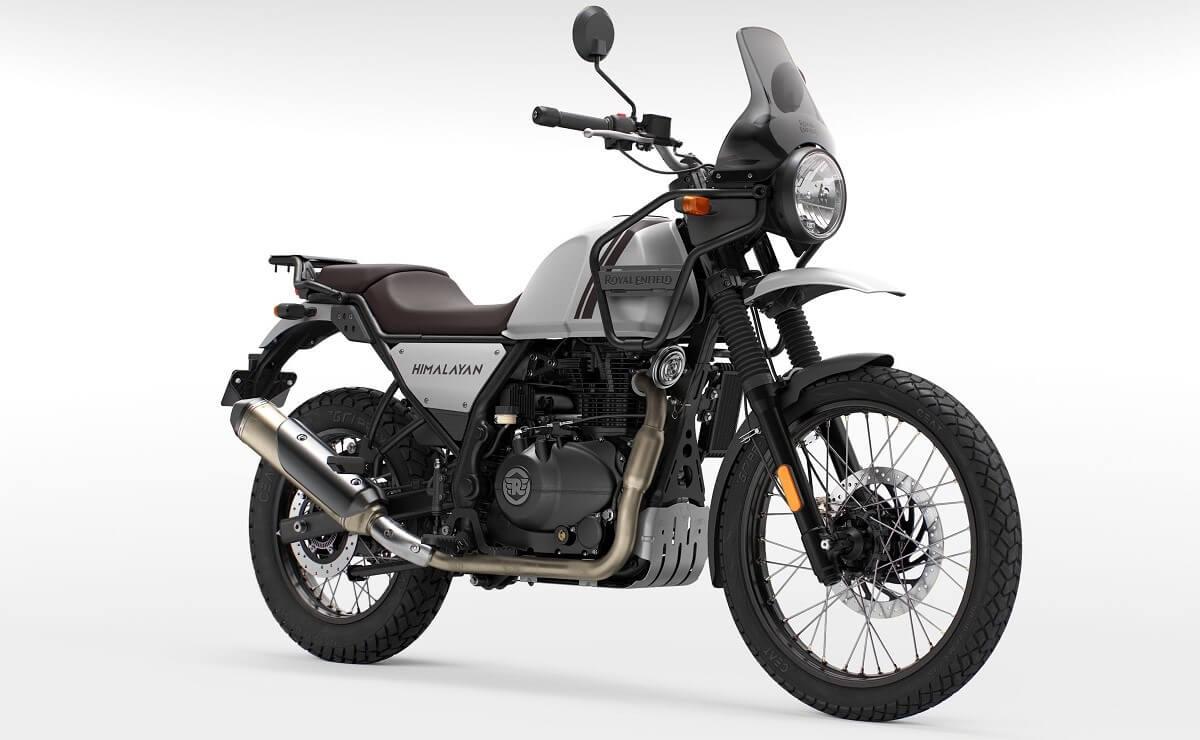 motos mas vendidas arriba de los 5.000 dólares Royal Enfield Himalayan